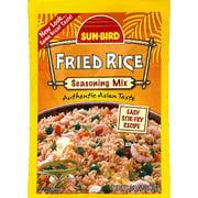Sun-Bird Fried Rice Seasoning Mix, 0.75 oz, (Pack of 24)