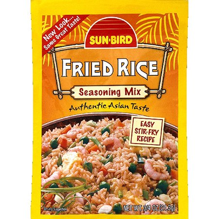 Sun bird fried rice seasoning mix 075 oz pack of 24 walmart sun bird fried rice seasoning mix 075 oz pack of 24 ccuart Image collections