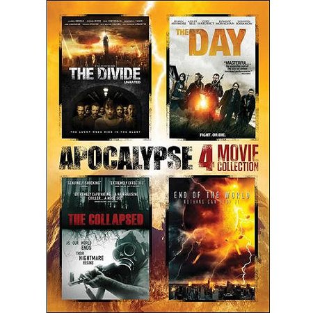 Apocalypse 4 Pack  Widescreen