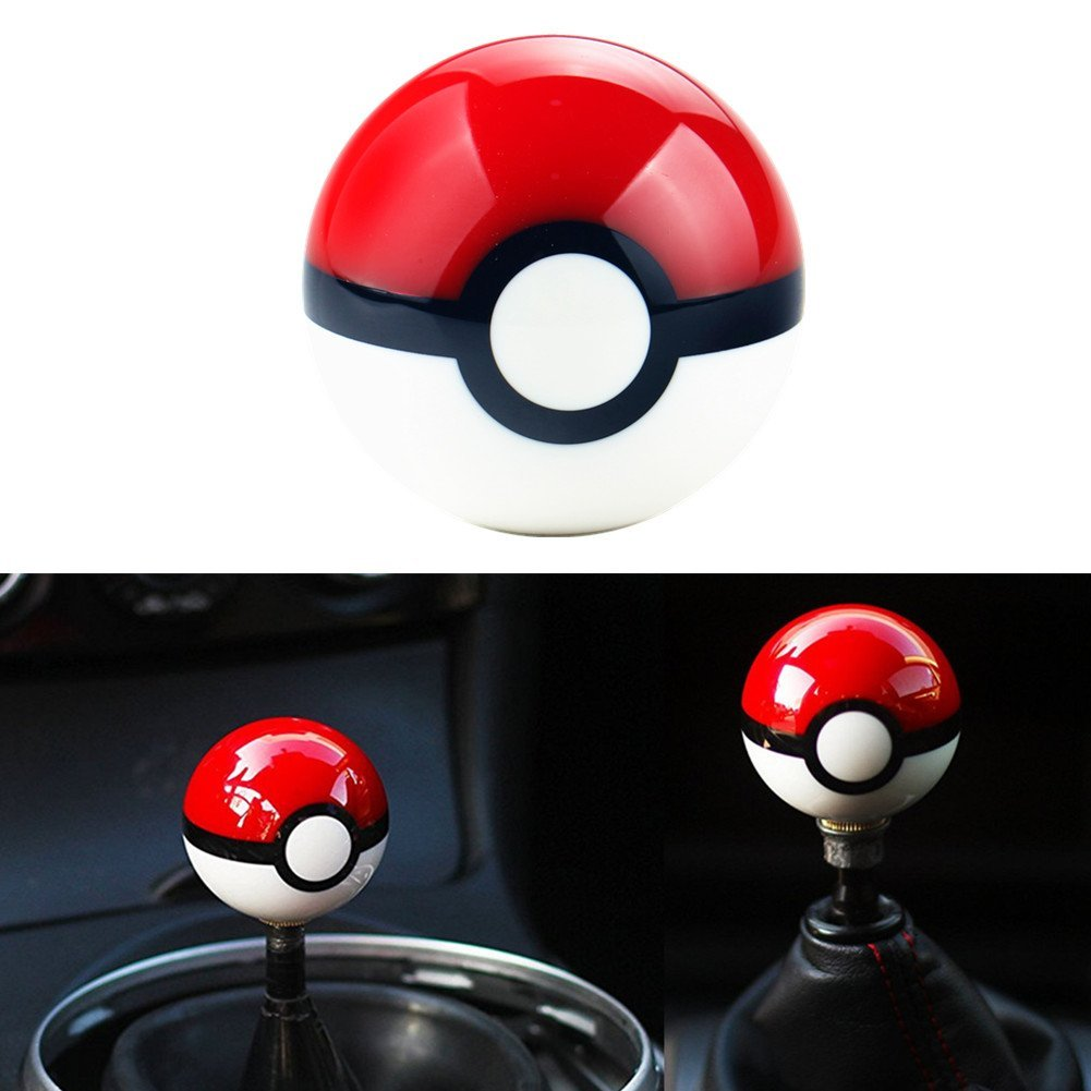 Partol 5 Speed Gear Shift Knob Manual Transmission JDM Round Ball Fit Most Honda Acura Car
