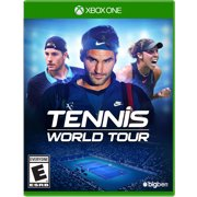 Tennis World Tour, Maximum Games, Xbox One, REFURBISHED/PREOWNED