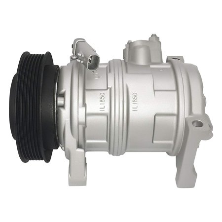 Fits 2006 Chrysler Town & Country Limited 3.8L A/C Compressor and Clutch (2006 Chrysler Town And Country Limited Reviews)