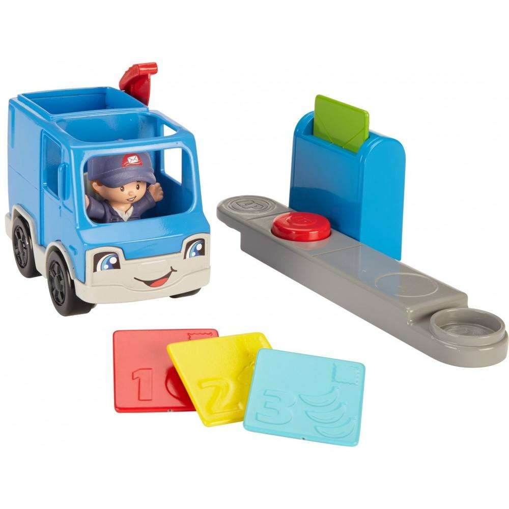 Little People Sending Love Mail Truck