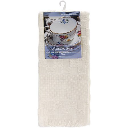 DMC Home Dec Check Towel, 16