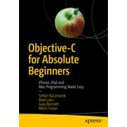 Objective-C for Absolute Beginners - eBook