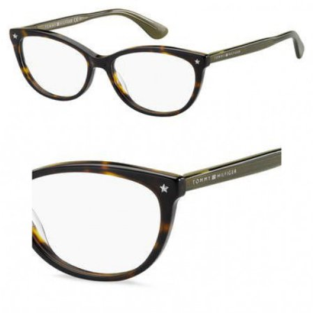 Eyeglasses Tommy Hilfiger Th 1553 0086 Dark Havana ()