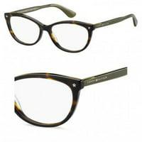 db7fcf40 Product Image Eyeglasses Tommy Hilfiger Th 1553 0086 Dark Havana