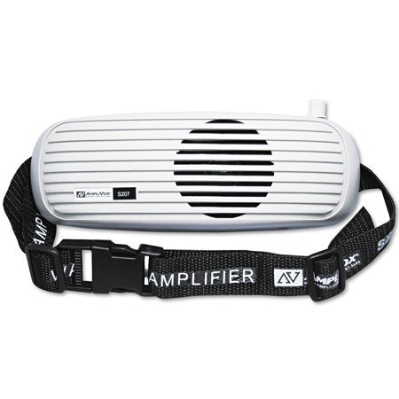 Amplifier Pro Collection (AmpliVox BeltBlaster PRO Personal Waistband Amplifier, 5 Watts, 1 1/2 lbs)