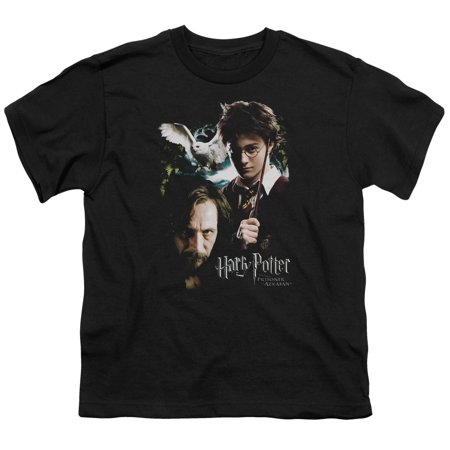 Harry Potter Harry And Sirius Big Boys Youth Shirt