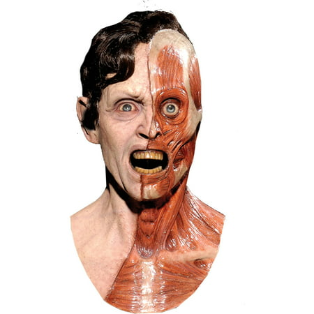 Human Error Resurrection Mask Adult Halloween Accessory](Halloween Resurrection Cast)