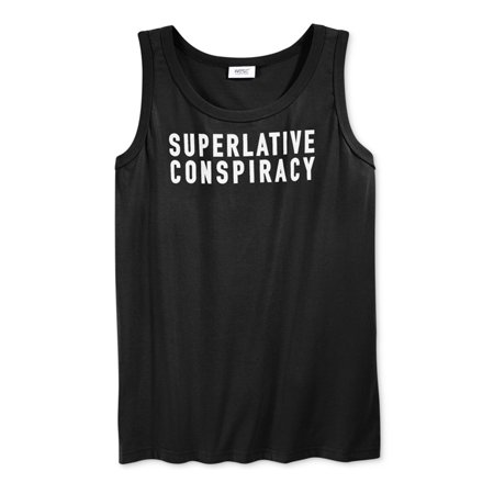 WeSC Mens Superlative Conspiracy Tank Top - Walmart.com a6f71e6be9fcc