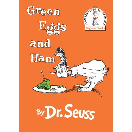 Green Eggs and Ham (Hardcover) (World War Ii Dr Seuss Political Cartoons)