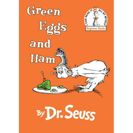 Green Eggs and Ham - Dr Seuss Book Characters