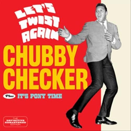 The twist chubby checker album cover