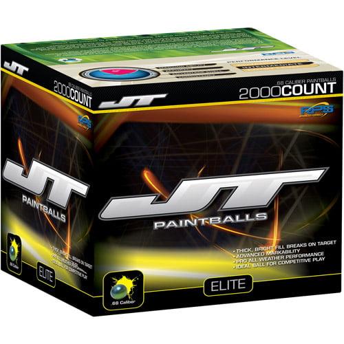 JT Elite Paintballs