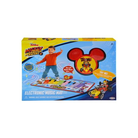 Mickey Mouse Music Mat (Disney Mickey Mouse Music Mat)