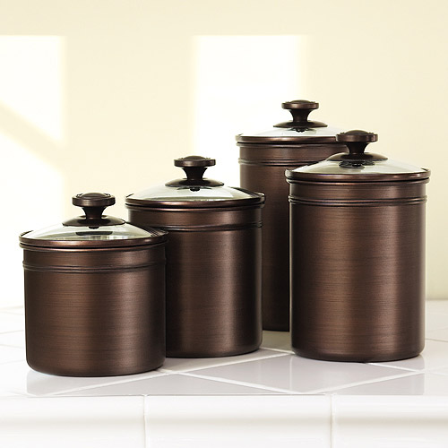 Superior ... Kitchen Canisters Walmart Kitchen Canister Sets Walmart 28 Images  Omniware Simsbury 3 ...