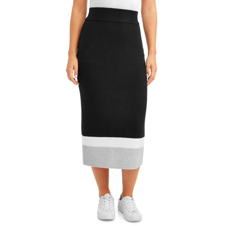 Time and Tru Women's Sweater Skirt