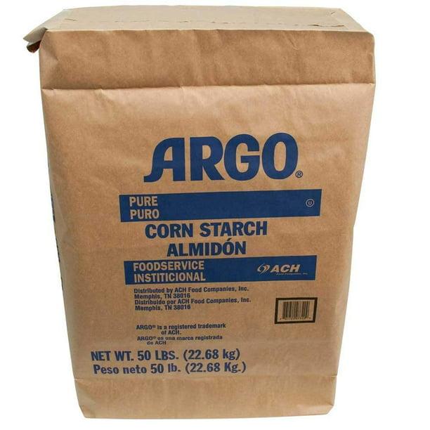 Argo Corn Starch Foodservice 50 Lb 1 Count Walmart Com Walmart Com