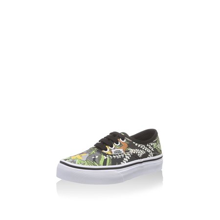 VANS Authentic Disney The Jungle Book Kids/Youth Shoes Boys/Girls (D Roses Shoes Youth)