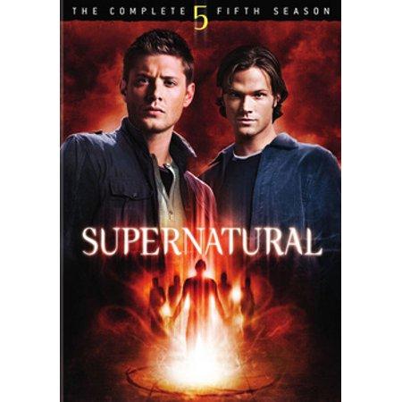 Supernatural Halloween Movies (Supernatural: The Complete Fifth Season)