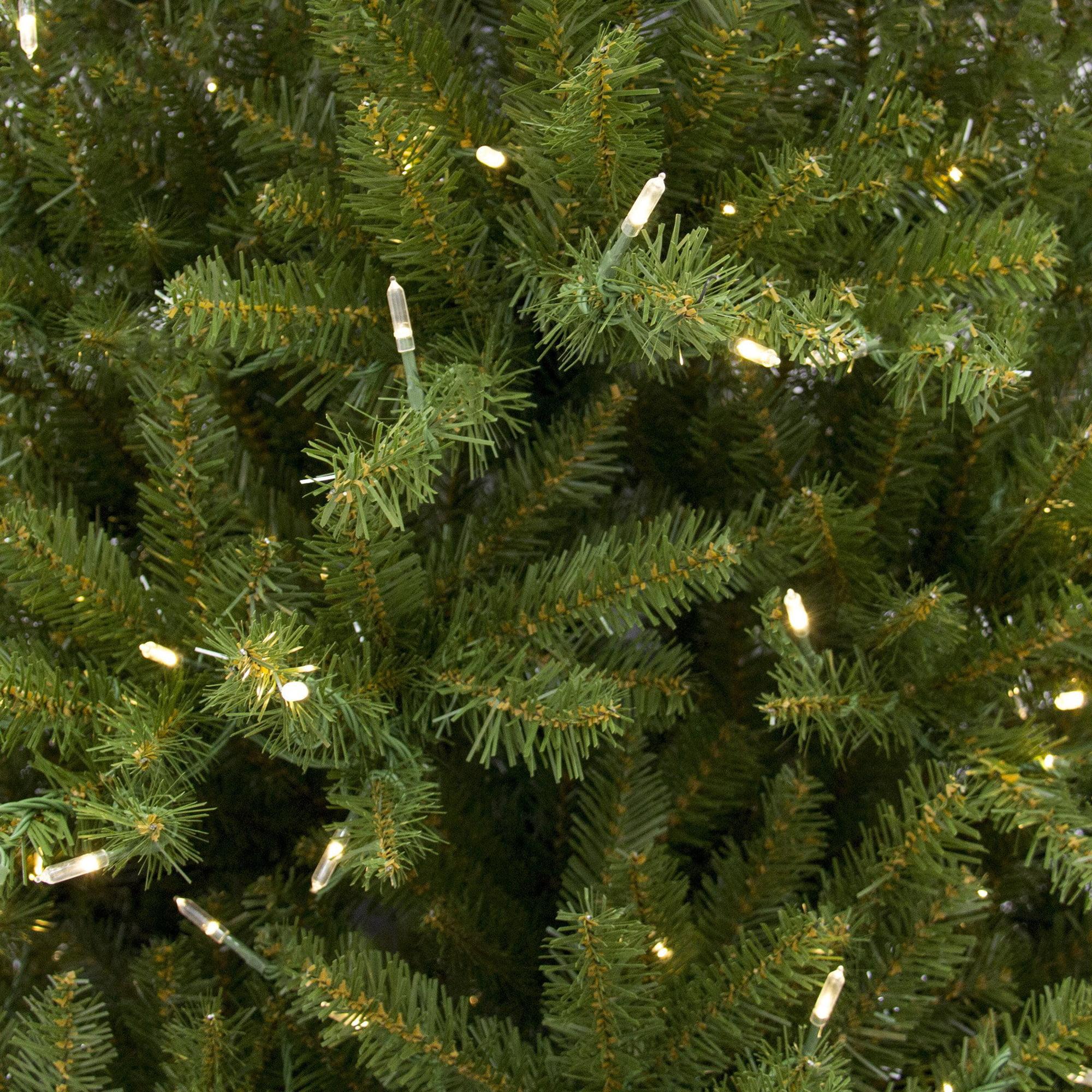 Best Choice Products 7 5ft Pre Lit Hinged Douglas Full Fir Artificial Christmas Tree Holiday Decoration W 700 Lights Walmart Com Walmart Com