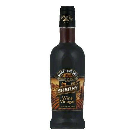 Port Wine Sherry (Maitre Jacques Wine Vinegar,)