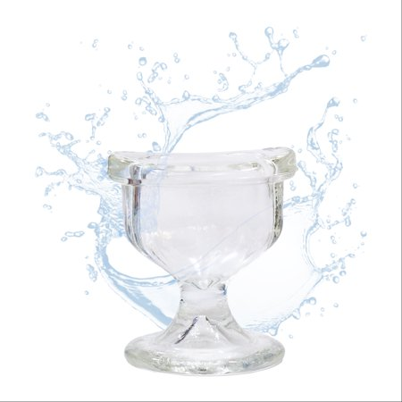 GMS Optical Glass Eye Wash Cup