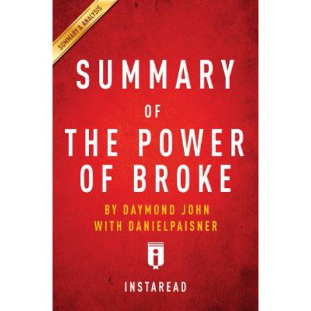 Summary of The Power of Broke - eBook