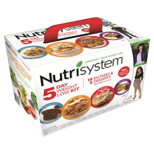 Nutrisystem 5 day weight loss kit walmart solutioingenieria Image collections