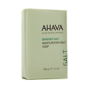 Ahava Moisturizing Salt Soap, Deadsea, 3.4 Oz