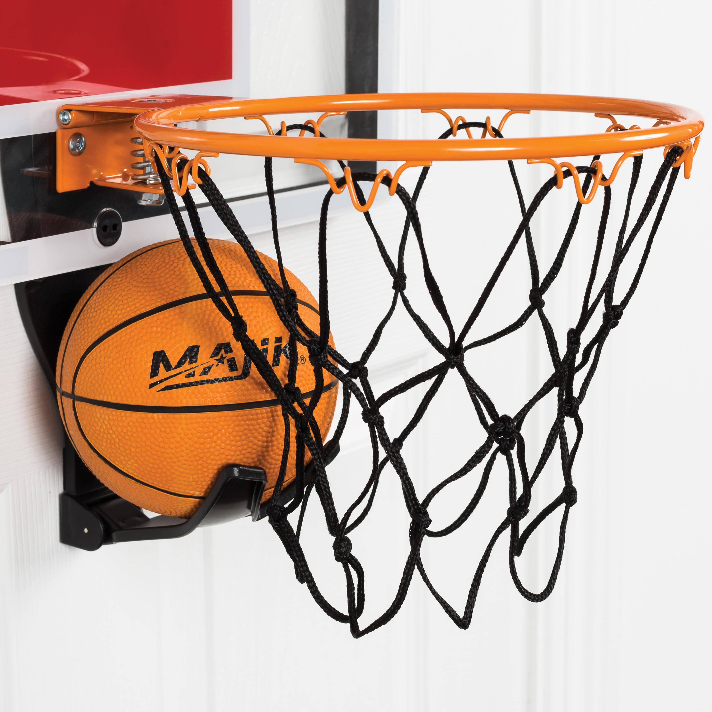 Majik Deluxe Over The Door Basketball With Electronic Scoring   Walmart.com