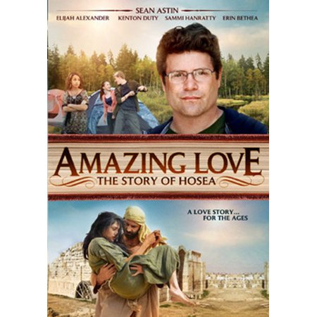 Amazing Love: The Story of Hosea (DVD) - Halloween Love Story