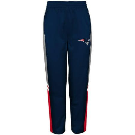 Youth Navy New England Patriots Team Fleece Pants