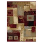 Tegan Design Transitional Area Rug 5 Ft 3 In Dia