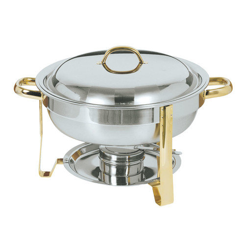Update International 4 Qt. Round Chafer