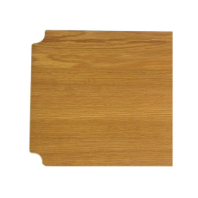 "21"" Deep x 24"" Wide Red Oak Half Butcher Block by Omega Products Corp."