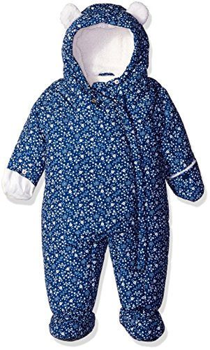 Carters Baby Girls Bundle Up Cozy Pram with Ears
