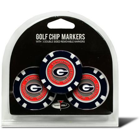 Georgia Chip (Georgia  3 Pack Golf Chip)