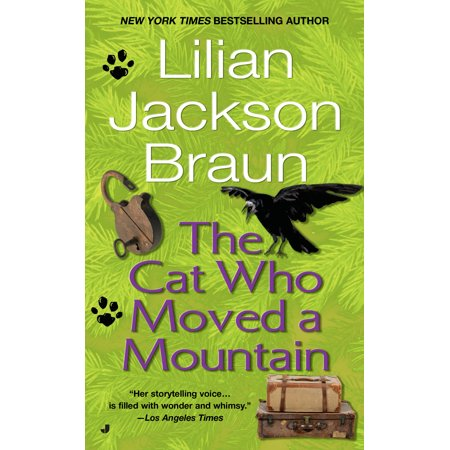 The Cat Who Moved a Mountain (Best Places To Move In The Us)