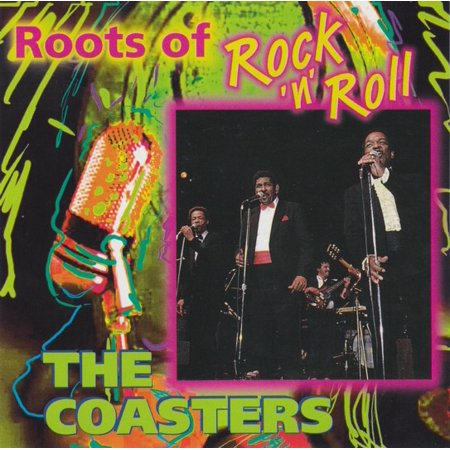 Roll Coaster - Roots Of Rock 'N' Roll CD - Coasters