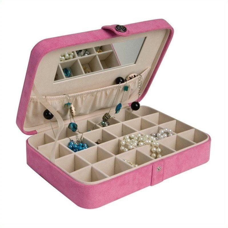 Mele & Co. Renee Jewelry Box - 10.5W x 2.25H in.