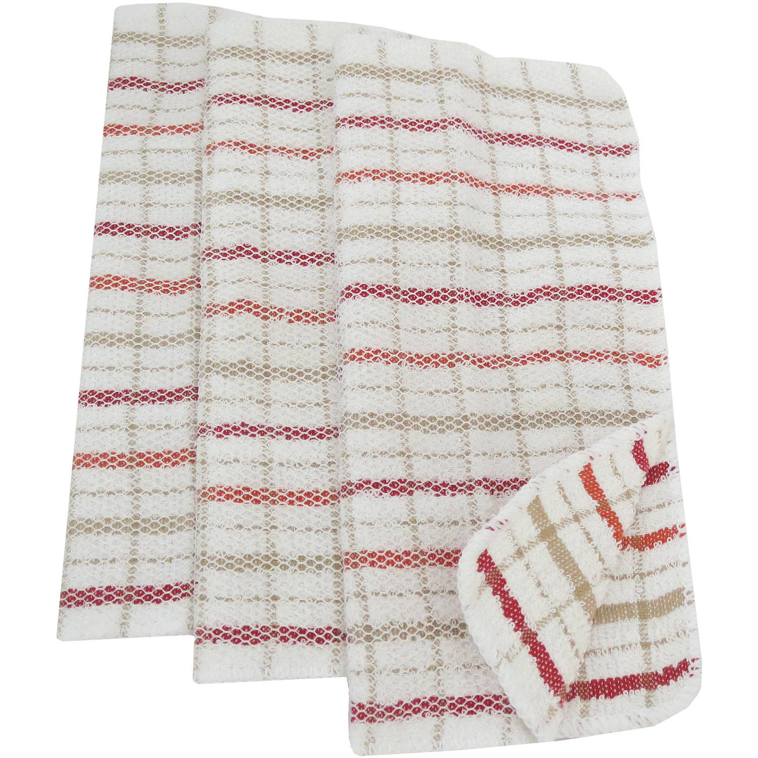 Mainstays Dish Cloth 3 Pack Scrubber