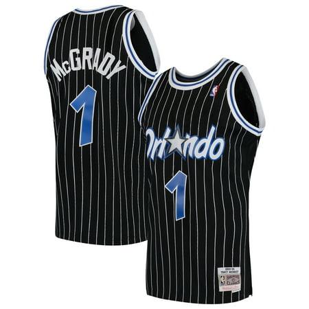 Tracy Mcgrady Basketball (Tracy McGrady Orlando Magic Mitchell & Ness 2003-04 Hardwood Classics Swingman Jersey -)