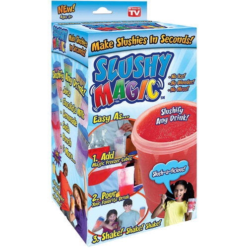As Seen on TV Slushy Magic Slushy Maker