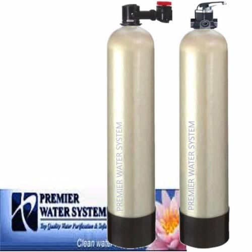Premier SALT FREE WATER CONDITIONER 15 GPM & CATALYTIC CA...