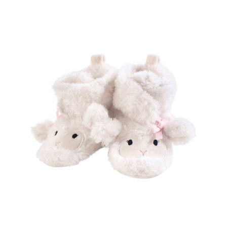 Cozy Fleece Booties with Non-Skid Bottom (Baby Boys or Baby Girls