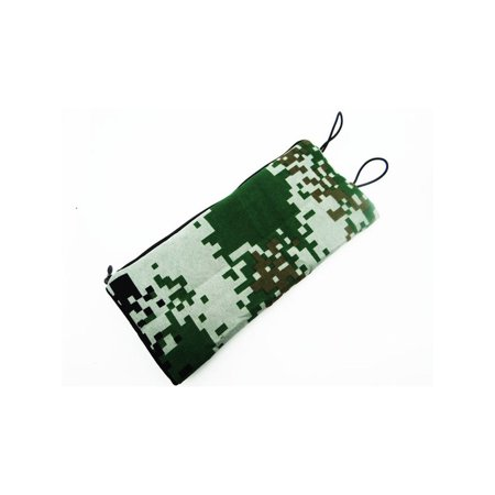 Hot Racing ACC58CJ05 1:10 Special Forces Digital Camouflage Sleeping Bag - Camouflage Sleeping Bag For Boys