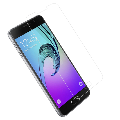 REIKO SAMSUNG GALAXY A3 (2016) TEMPERED GLASS SCREEN PROTECTOR IN CLEAR