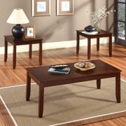 Standard Furniture Brantley Coffee Table with 2 End Tables - Cherry